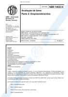 NBR-14653-4 - 2002 - Avaliação de Bens - Empreendimentos.pdf