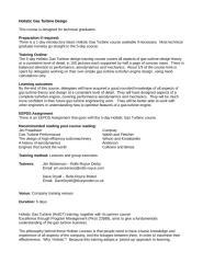 ModuleSynopsis - Holistic Gas Turbine.doc