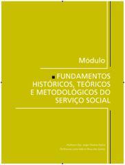 fundamentos históricos, teóricos e metodológicos do serviço social ii.pdf