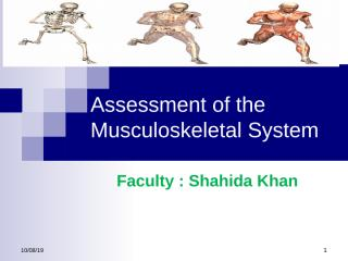 Musculoskeletal system 19-02-2018-1.ppt