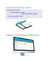 Inventory Management System.docx