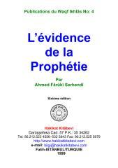Évidence de la prophétie - Imam Rabbani.pdf