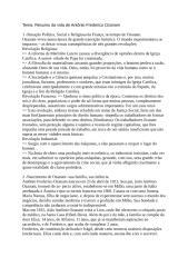 Resumo da vida de Frederico Ozanam.rtf