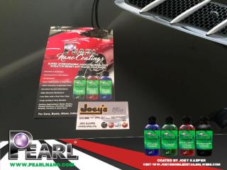 The incredible looked result of Pearl Nano Coatings.pptx