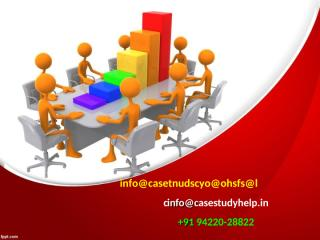 In a pharmacy company manufacturing and marketing drugs and medicines, the research staff has developed a number .pptx
