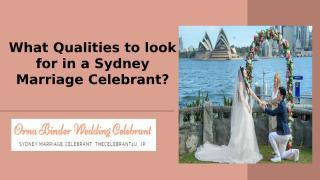Sydney marriage celebrant - PPT 11.6.20.pptx