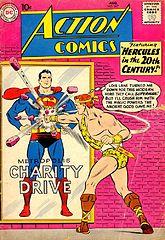 1960-08 - Action Comics 267 (The Three Super-Heroes).cbr