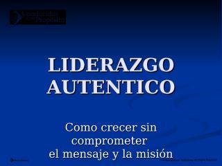 Liderazgo_Autentico.ppt