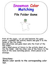 snowmancolormatching.pdf